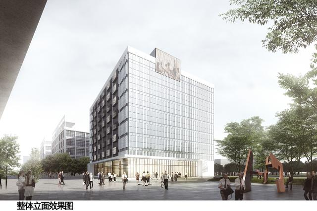 滨海明珠工业园改造将保留建筑布局及主要道路不变,着重优化提升园区
